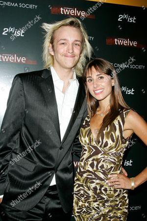 Liam McMullan and Rachel Heller