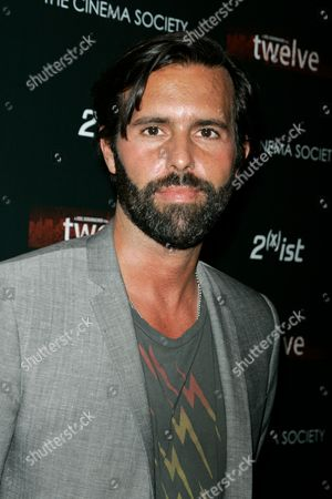 Editorial picture of 'Twelve' Cinema Society Film Screening, New York, America - 28 Jul 2010