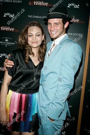 Chanel Farrell and Nico Tortorella