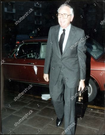 Lord David Young - 1991 Returning Today After A Commons Committee Condemned His Role In British Aerospace's Purchase Of Rover.