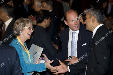 Stock Picture of Patricia Hewitt at the Anglo-Indian Economic Summit
