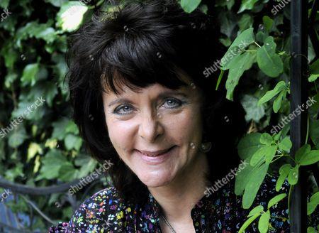 Editorial photo of Ruth Padel, Britain - Jul 2010
