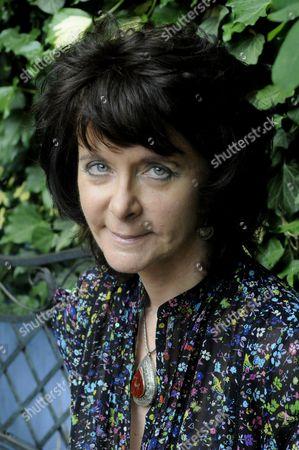 Editorial picture of Ruth Padel, Britain - Jul 2010