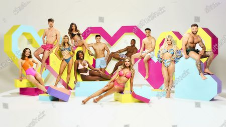 'Love Island' TV show, Series 7, Islanders