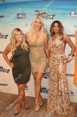 Nicole Eggert, Gena Lee Nolin and Traci Bingham