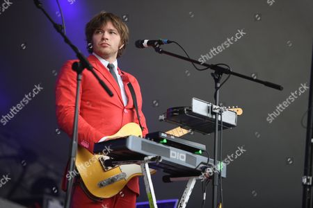 Stock Photo of OK Go - Andy Ross