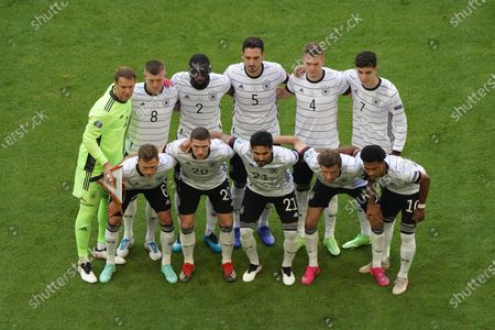 Editorial picture of Portugal v Germany, UEFA Euro 2020, Football, Allianz Arena, Munich, Germany - 19 Jun 2021
