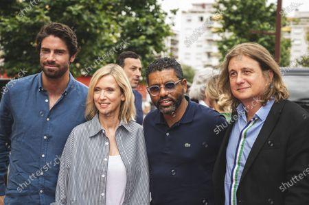 Editorial photo of 'It's Life' photocall, Cineroman festival, Nice, France - 20 Jun 2021