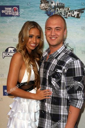 Nick Hogan and guest