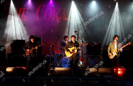 The Coral  - Lee Southall, Ian Skelly, James Skelly, Paul Duffy