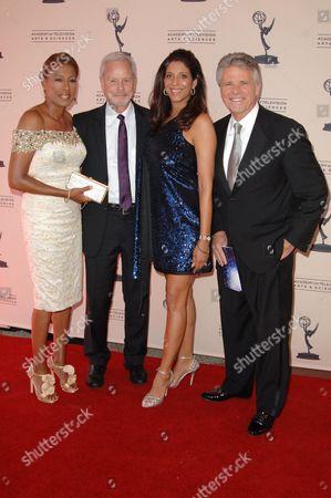 Pat Harvey, Steve Edwards, Christine Devine and Chuck Henry