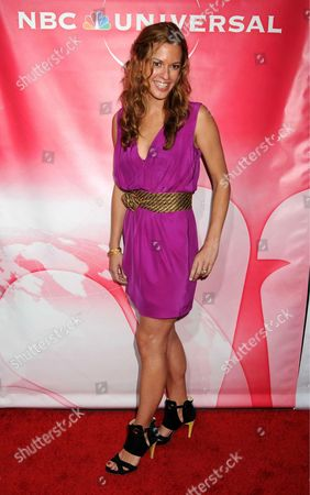 Editorial image of NBC Summer Press Tour All Star Party, Los Angeles, America - 30 Jul 2010