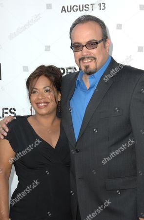 Liza Colon-Zayas and David Zayas