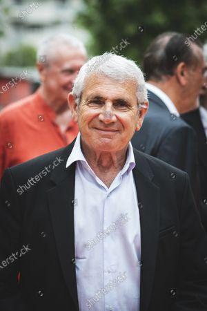 Stock Image of Michel Boujenah