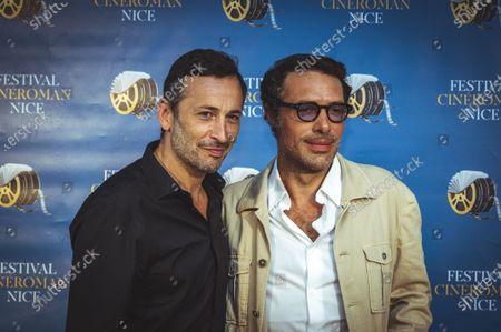 Michael Cohen and Nicolas Devos