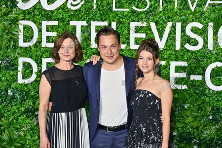 Inka Friedrich, Ferdinand Lehmann and Janina Fautz