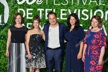 Inka Friedrich, Janina Fautz, Ferdinand Lehmann, Henriette Lippold and Christine Hirt
