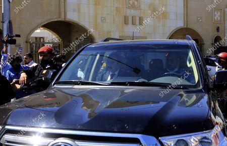 Editorial photo of Bassem Awadallah state security trial, Amman, Jordan - 21 Jun 2021