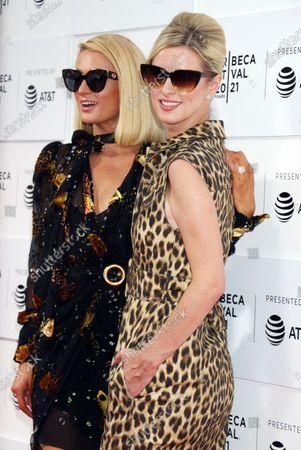 Paris Hilton, Nicky Hilton Rothschild