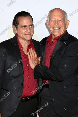 Maurice Bernard and Max Gail