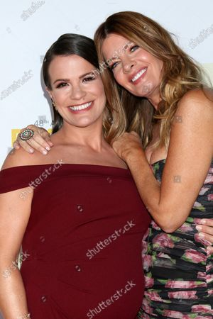 Melissa Claire Egan and Michelle Stafford