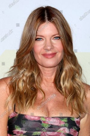 Stock Picture of Michelle Stafford