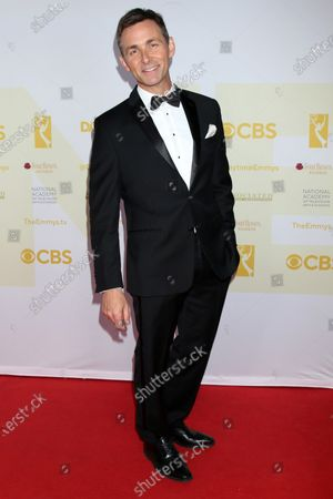 Editorial picture of 48th Daytime Emmy Awards, Press Line, Burbank, California, USA - 13 Jun 2021