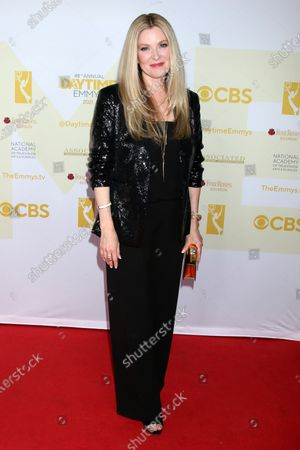 Editorial picture of 48th Daytime Emmy Awards, Press Line, Burbank, California, USA - 12 Jun 2021