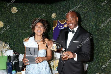 Editorial picture of 48th Daytime Emmy Awards, Gifting Photos, Burbank, California, USA - 13 Jun 2021