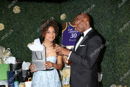 Editorial photo of 48th Daytime Emmy Awards, Gifting Photos, Burbank, California, USA - 13 Jun 2021