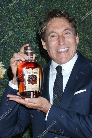 Michael Corbett and Four Roses Bourbon