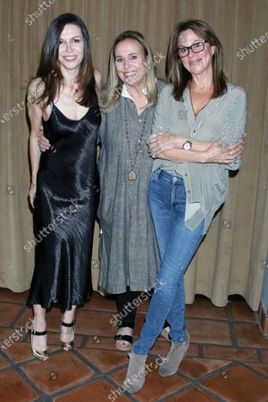 Finola Hughes, Genie Francis, and Nancy Lee Grahn