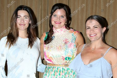 Jacqueline MacInnes Wood, Heather Tom, and Melissa Claire Egan