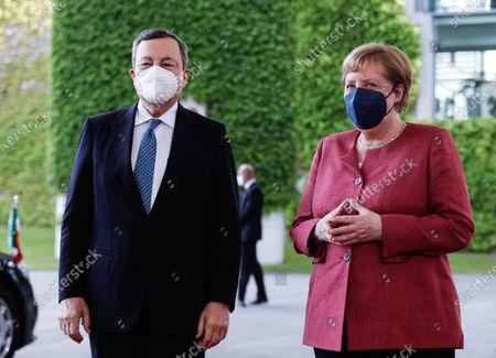 Italian Prime Minister Mario Draghi visit to Berlin