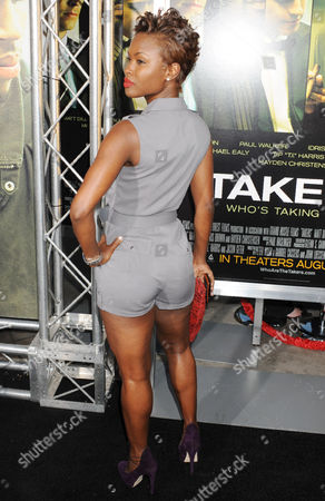 Editorial image of 'Takers' Film Premiere, Los Angeles, America - 04 Aug 2010