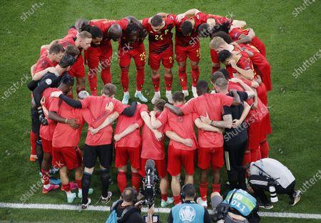 Finland v Belgium