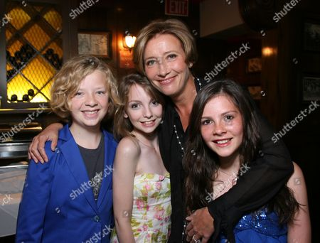 Emma Thompson, Eros Vlahos, Rosie Taylor and Lil Woods