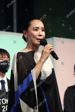 Editorial image of The awarding ceremony of the Short Shorts Film Festival and Asia is held in Tokyo, Tokyo, Japan - 21 Jun 2021