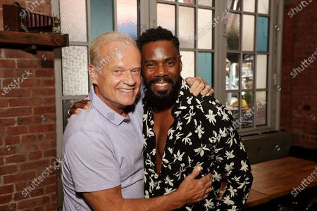 Stock Picture of Kelsey Grammer, Colman Domingo