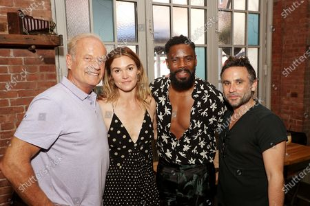 """Editorial photo of Official Tribeca Festival Premiere After Party for """"THE GOD COMMITTEE"""" (for Cast & Crew),Gelso and Grand,New York, - 20 Jun 2021"""