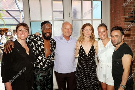 Molly Conners (Producer), Colman Domingo, Kelsey Grammer, Julia Stiles, Amanda Bowers (Producer), Austin Stark (Writer/Director)