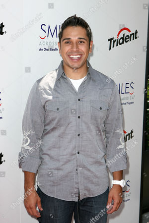 Editorial image of 'Chews' to Smile Campaign Event, Los Angeles, America - 10 Aug 2010