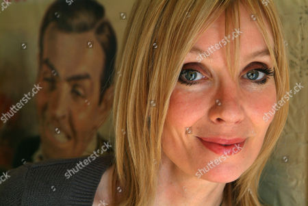 Editorial photo of Author Mo Hayder at her home in Bath, Somerset, Britain - Aug 2010