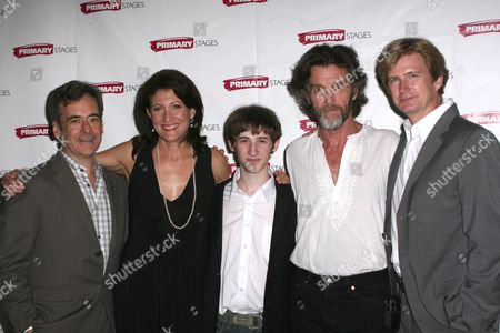 Editorial photo of 'Secrets of the Trade' Opening Night Party, New York, America - 10 Aug 2010
