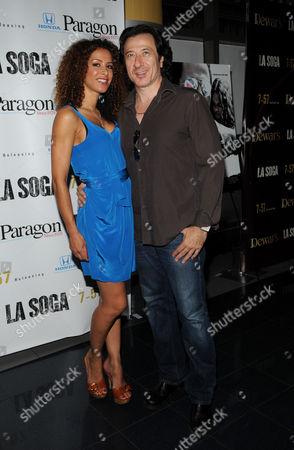 Yvonne Maria Schaefer and Federico Castelluccio