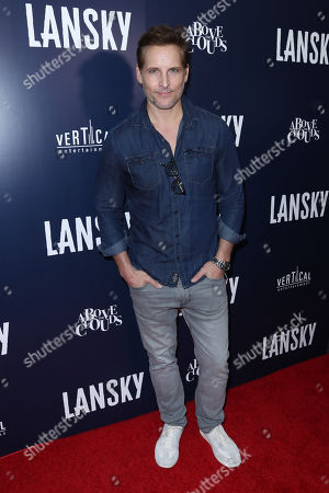Stock Picture of Peter Facinelli