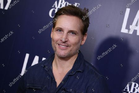 Editorial picture of 'Lansky' film premiere, Harmony Gold Theater, Los Angeles, California, USA - 21 Jun 2021