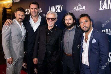 Editorial photo of Lansky premiere in los Angeles, USA - 21 Jun 2021