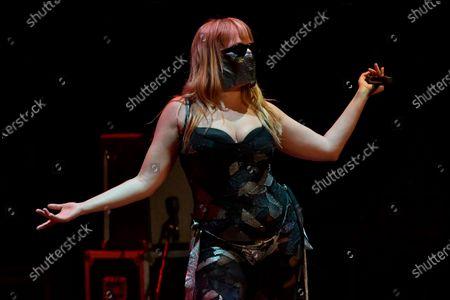 MYSS KETA in concert, Rome