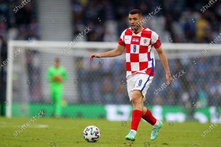 Mateo Kovacic of Croatia